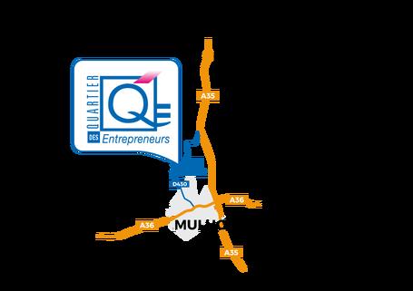 QUARTIER des Entrepreneurs